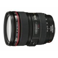 Canon EF 24-105/4.0L zoom lens